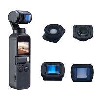 Shooting 1.33X Lens Wide-Angle Lens Camera Lens For Osmo Pocket Video