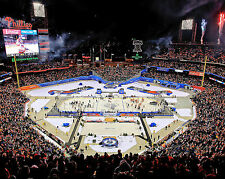 NHL 2012 Winter Classic - 8x10 Color Photo