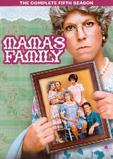MAMA'S FAMILY: THE COMPLETE FIFTH SEASON NEW DVD..free shipping