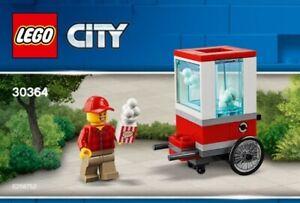 Lego 30364 - Popcorn Cart Polybag - New & Sealed
