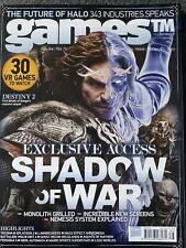 Games TM 186 Games Tm Issue 186 UK