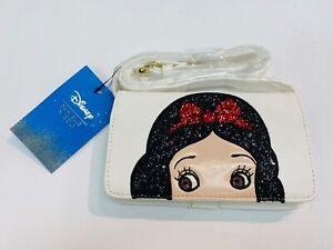 Disney Snow White Danielle Nicole Crossbody Bag Purse