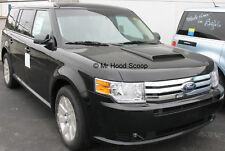 2009 - 2017 Hood Scoop for Ford Flex by MrHoodScoop UNPAINTED HS003