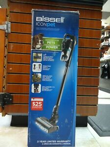 NEW Bissell ICONpet High-Powered Cordless Vacuum Model 22882