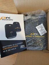 PowaKaddy Plug and Play 36 Hole XL Lithium Golf Battery