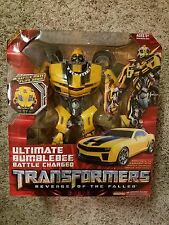 Transformers Ultimate Bumblebee Battle Charged New Revenge of the Fallen Camaro