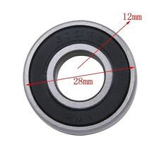 Ball Bearings 6001-RS 12x28x8 Sealed 12mm 6001RS