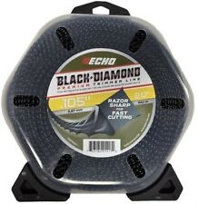 ECHO Trimmer Line Black Diamond Residential Commercial Lawn Weed Cutting Cut