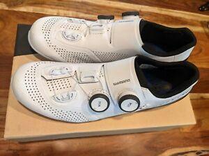 Shimano SH-RC902 WOMEN road shoes white sz 41