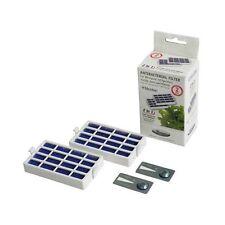 2 x Hygiene-Filter Antibacterial Filter Microban Bauknecht Whirlpool Ignis
