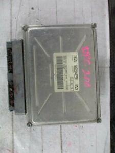 Engine ECM Air And Fuel Control 3.2L 4 Door Fits 00-04 ISUZU RODEO 8122140290