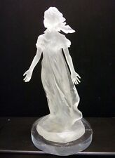 "Frederick Hart ""Innocence"" Songs of Grace Acrylic sculpture Hand Signed damaged"
