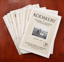 KODAK KODAKERY MAGAZINE, 1924 COMPLETE/cks/213987