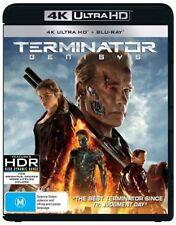 Terminator - Genisys (Blu-ray, 2017, 2-Disc Set)
