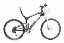 USED 2009 Trek Top Fuel 9.8 XL Full Suspension Carbon Mountain Bike Shimano XT