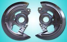 disc brake BACKING PLATES  dust shields camaro chevelle gto NOVA