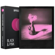 Impossible PRD-4649 Black & Pink Duochrome Glossy Instant Film for Polaroid 600