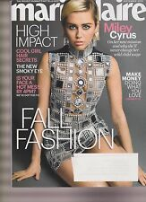 MARIE CLAIRE MAGAZINE SEPTEMBER 2015, MILEY CYRUS, SUBSCRIBER'S ISSUE.