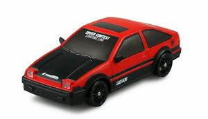 RC Drift Sport Car 1:24 rot, 4WD 2,4 GHz RTR inkl Akku