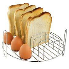 Halogen Oven Full English Breakfast Grill Rack Egg Boiler Toaster 10 - 12 Litre