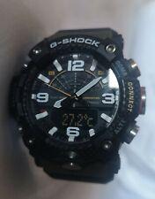 Casio G-SHOCK Mudmaster 53mm Carbon Case Black, Resin Strap (GG-B100-1A3ER)