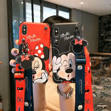 Disney Pooh And Stitch TPU Phone Case Cover For iPhone 11 Max XR X 6 7 8 SE 2020
