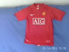 Manchester United Home Memorabilia Football Shirts (English Clubs)