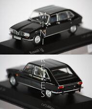 Minichamps Renault 16 noir 1965 1/43 400113105