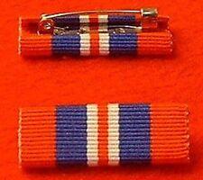 World War 11 1839-45 War Medal Ribbon Bar Pin WW 11 1939-45War Medal Bar Pin