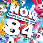 Various Artists - Now That's What I Call Music! 84 - UK CD album 2013