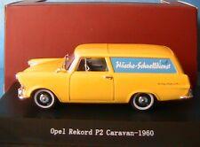 OPEL REKORD P2 CARAVAN 1960 WASCHE SCHNELLDIENST STARLINE 530408 1/43 TOLEE