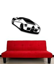 Wall Stickers Vinyl Decal Racing Car Decor for ​​Garage Rally Sports (ig511)