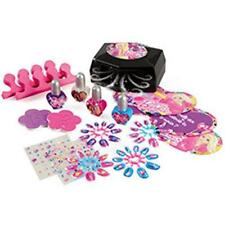 Barbie BARC041 Girls Party Toe Finger Nail Polish Painting Spacers Beads & Tools