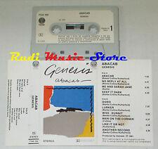 MC GENESIS Abacab 1981 1 stampa italy VERTIGO 7144 162 cd lp dvd vhs