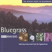 Various Artists - Rough Guide to Bluegrass (CD 2001)