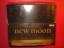 Twilght 'New Moon'  cards. sealed, mint ,full box.