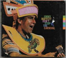 Don't Stop the Carnival by Jimmy Buffett CD Apr-1998 Margaritaville Records