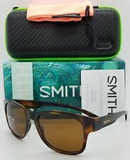 NEW Smith Wayward Sunglasses Havana Chromapop+ Polarized Brown $219 MSRP GENUINE