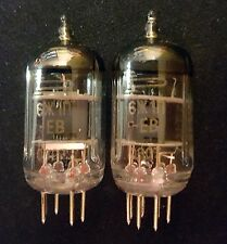 New 2x Voskhod 6J1P-EV / 6ZH1P-EV | Matched Pair / Duet | Little Dot Amp III IV