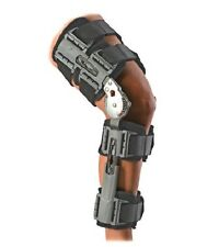 Donjoy X-Act ROM Post Op Knee Brace -ACL Reconstruction Knee Replacement Surgery