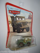 Disney Pixar Cars Diecast SARGE Desert Series 12BK MOC 2005 New
