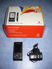Handy, Sony Ericsson W595, black