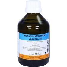 Wasserstoffperoxyd Lösung 3 DAB 10 250ml PZN 7284644