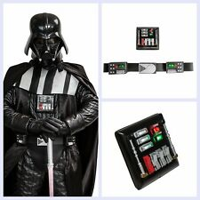 Darth Vader Belt Chest Plate Led Lights Version Star Wars Cosplay Costume Props