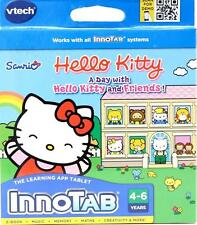 VTech InnoTab Software - Hello Kitty - FREE POSTAGE AUSTRALIA WIDE - NEW SEALED