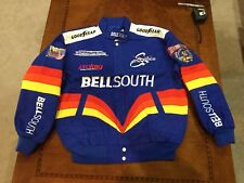 Rare 1998 Nascar Joe Nemichek Bellsouth Racing  JACKET new Small Vintage