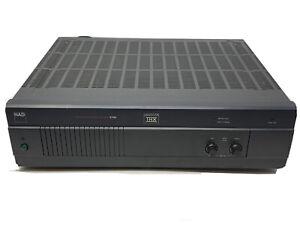 NAD 2700 Monitor Series THX Power Amplifier Stereo-Bridgeable 150 Watts Readdesc