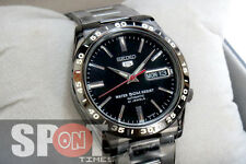 Seiko 5 50M Automatic Black Men's Watch SNKE03K1