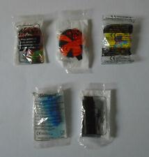 5 KELLOGGS PLASTIC PROMOTIONAL TOYS - NEW & SEALED