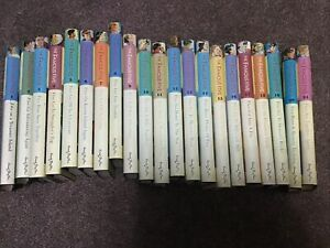21 Hardback Dustjacket Books Famous Five Enid Blyton BCA Complete Set
